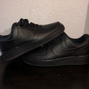 2007 Nike Black AirForce1